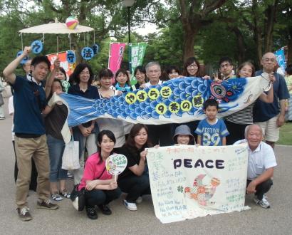 2015.6.15 中央公園にて