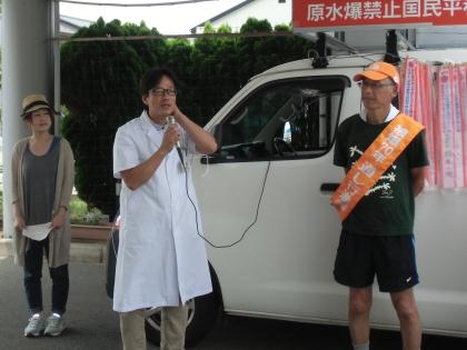 2015.6.15 城北クリニックにて②