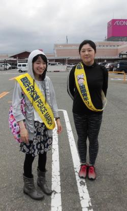 6月23日、加賀温泉駅から